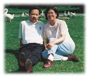 Terry and Jean Choy